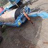 12ft Ballasted End tow Roller