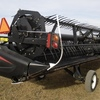 Canadian MacDon 2015 MD FD75-D Flex Draper Front For Sale - Pickup Ex Elmore - May 18