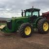 John Deere 8335R Tractor