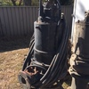 4 Large, Heavy Duty, 3-phase Submersible Water Pumps FOR SALE