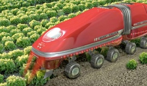 The Robots are coming - Ag Tech takeaways - Part 2 - by Richard Heath