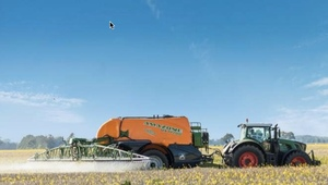 New Amazone nozzle system to save on spraying costs