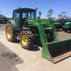 John Deere 6130 Tractor & Loader