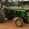 John Deere 4020 tractor For Sale with Folk