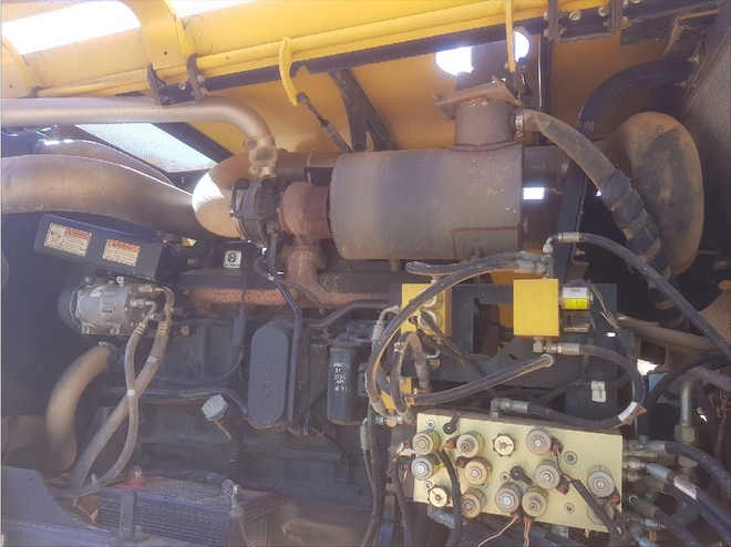 New Holland HW345 Windrower / Mower Conditioner For Sale |