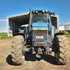 Under Auction - Ford 8670 FWA Tractor