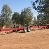 Comb Trailer to take 40-45ft MacDon