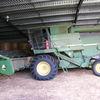John Deere 7720 Titan 11, with 222 front