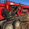 Case 7140 Combine Harvester with 3152 Front