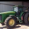 John Deere 8320 Tractor