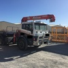 International Prime Mover with Crane