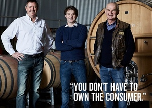Winemaker says competing against other Agri brands is pointless