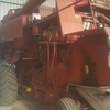 International 1460 Header with 24ft Pea Plucker Front