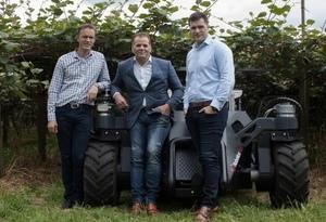 Robotics progress in NZ Fruit industry
