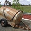 Fuel cart 1200 litres