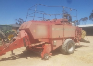 Massey Ferguson 187 Baler For Sale