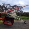 Buhler Farm king 70f by 10 inch Auger For Sale