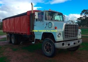 Bogie Drive Rigid Tipper Truck Wanted Budget upto $25K