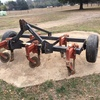 Custom built Aerating plough