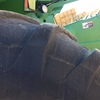 Under Auction - 2009 John Deere 9870 STS Header with 2010 MacDon D60 45ft Front - 2% Buyers Premium On All Lots