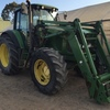 John Deere 6620 premium cab with JD 741 loader