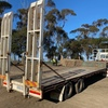 Work wanted - Prime Mover and Drop Deck with Driver