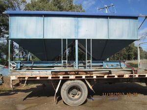 Under Auction - Grouper 16ft Blighty Engineering - 2% Buyers Premium on all Lots