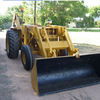 Massey Ferguson 50A Front End Loader & Backhoe