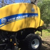 NEW HOLLAND Roll-Belt 150 Cropcutter Round Baler