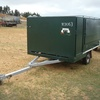 Single Axle Box Trailer - 2740 Long x 2000 Wide