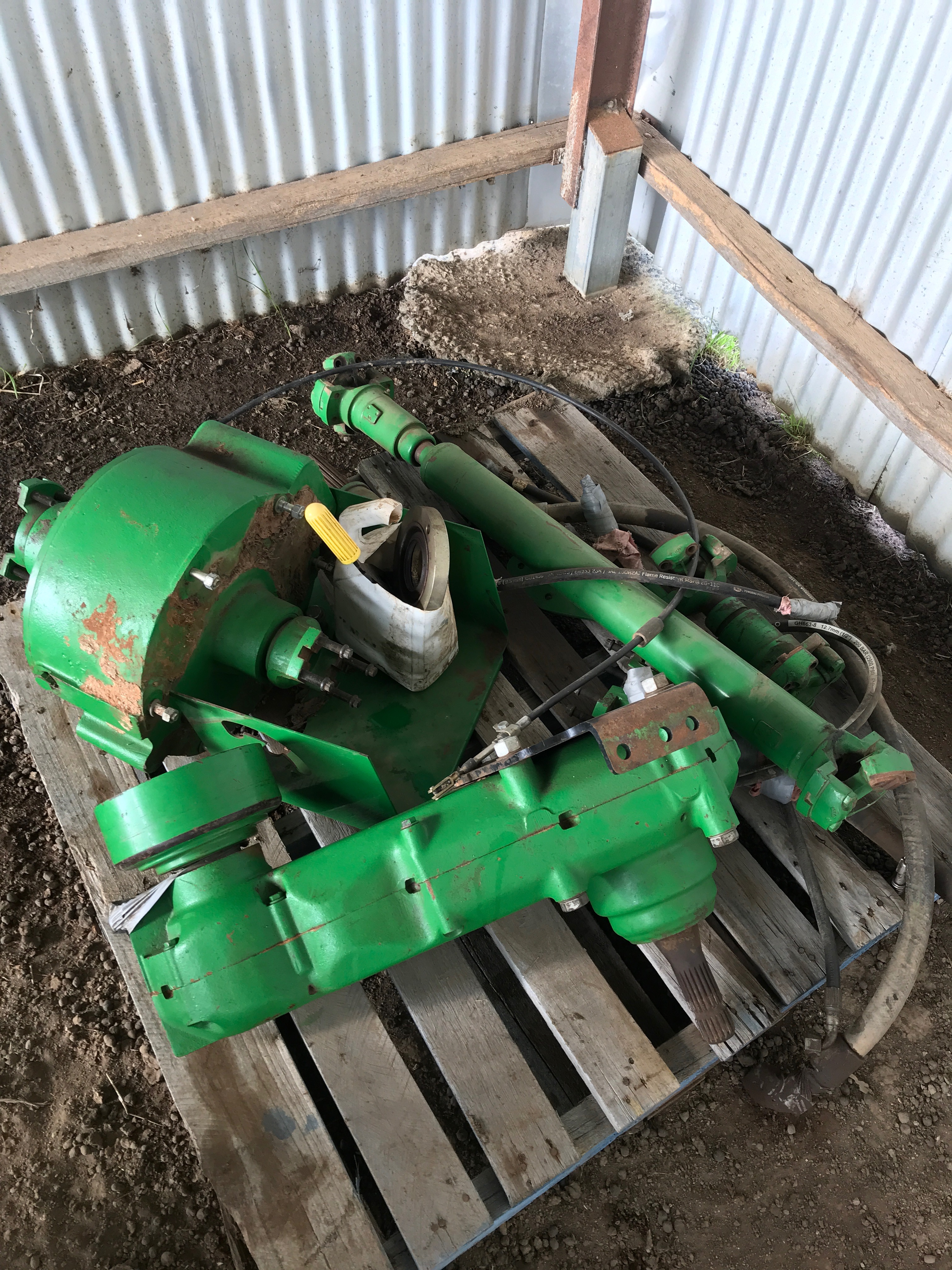 PTO kit to suit 9000 series John Deere tractor | Machinery