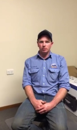 Video - $301 a new record for Lamb in what was a tough market at Wagga this week