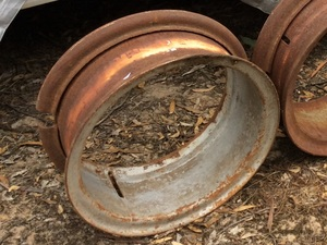 "WANTED: 20"" split rim to suit spider hub, 7.00-20 truck wheel"