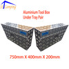 New Under Tray Body Aluminium UTE Truck 750mm Tool Boxes Pair of Tool Box