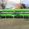 NEW 5MT 39 DISC Lina Universal Seed Drill Twin Discs WITH FERTILIZER