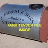 1942 Furphy Water Tank For Sale - New Skin!