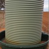 4500 litre cup and saucer trough