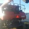2011 CASE IH 8120 Header PLUS 2152 40ft Draper Front