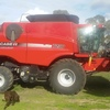 2012 Case IH 7230 Header with Case MacDon 40ft Front