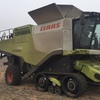 2014 CLAAS 760T Header Harvester For Sale w 41FT Midwest Front