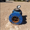 "ARAD 6"" high capacity flow meter"