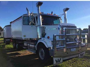 **Price drop** 2007 4800 Series Western Star Truck and Dog Tipper