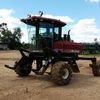 MacDon 9300 Windrower with 25ft Front