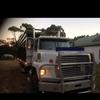 Cattle truck & crate