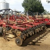 33FT CASE IH Air seeder with Gason cart and coulters for sale