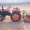 Tractor Slasher Kubota L1500, 3ft Slasher