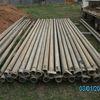Four Inch Aluminium Irrigation Pipes