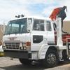 1983 FW Hino crane truck