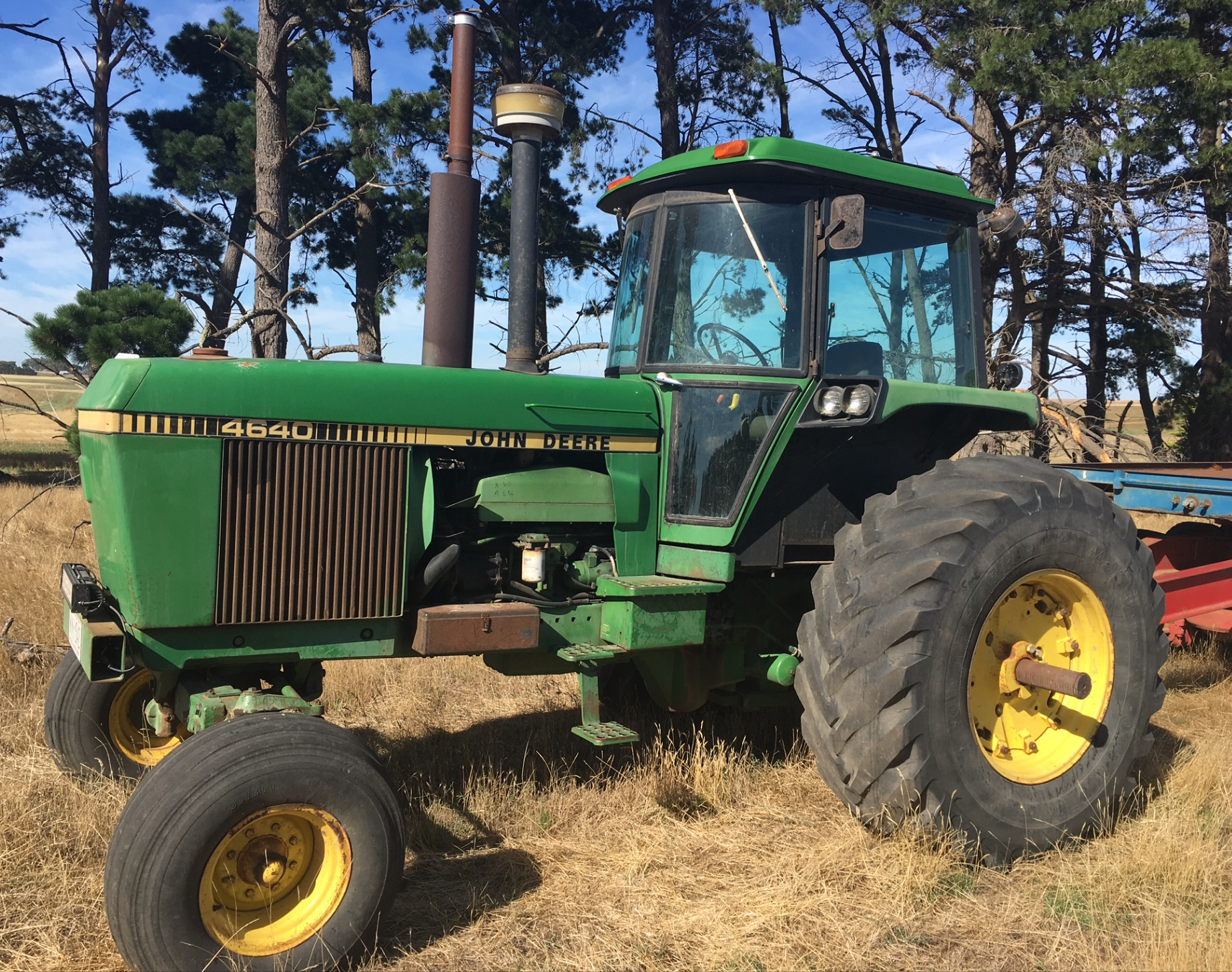 John Deere 4640 Tractor For Sale - Well Kept | Machinery