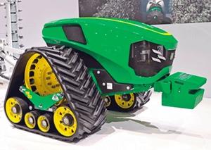Ag Tech Sunday - John Deere plows a path to autonomous Machines